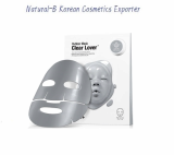 Dr_Jart Dermask Rubber Mask Clear Lover 45g Korean Cosmetics