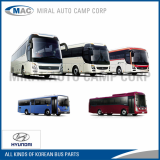 Spare Parts for Korean Hyundai Buses - Miral Auto Camp Corp