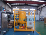 Double Stage Portable Transformer Oil Filtration Machine