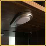 Under Cabinet Light with Built_in Hand Swing Sensor