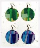 Earring & Brooch