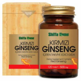 Korean Red Ginseng Tablet Nutrition Supplement