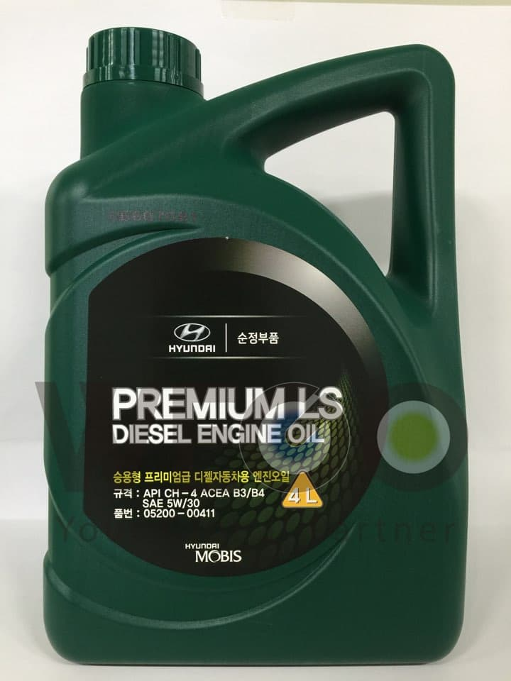 KOREA GENUINE MOBIS OIL_AUTO LUBRICANT_