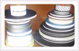Webbing Tape Laminated with Reflective Film