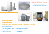 aluminum power for Leightweight Concrete