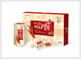 Squeezable Red Ginseng Marsh-Jello