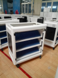 Modern Charging carts_trolleys_cabinets in Office
