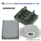 Coveryor Chain Track Pads for BIESSE SCM IMA Edgebander Kit