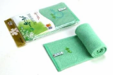Green Tea Sterilizing Functionality Towel