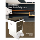 """Non-Electric Food Waste Dehydrator, """"LUCY"""""""