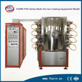 Vacuum Gold Plating System
