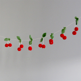 Red Cherry Garland