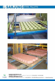 Steel Pallet for Block and Brick Making Machine