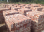 handmade red bricks for wall