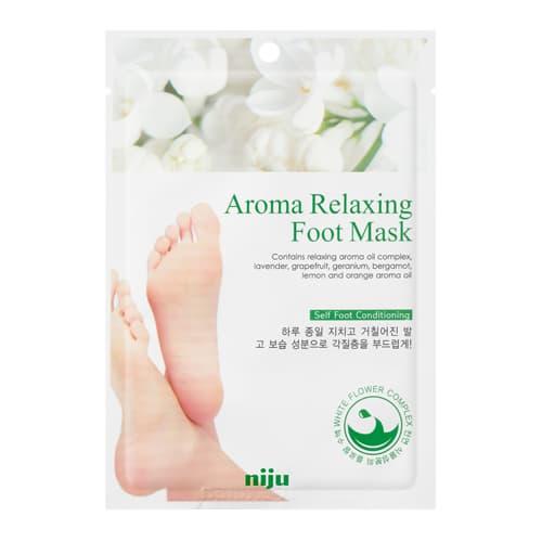 KONAD niju Aroma Relaxing Foot Mask
