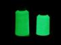 Photoluminescent yarns/luminescent yarn/glow yarns