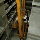 Robotic Parking system