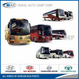All Kinds of Korean Bus Parts - Miral Auto Camp Corp