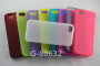 High Quality Frosting Design TPU Case Cover for iPhone 5