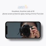 Phone Mirror Protection Glass