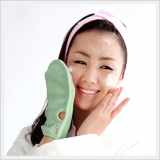 Green Tea Shower Towel Glove (JS-2011)