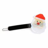 Christmas / X-mas Santa Claus P point hairpin