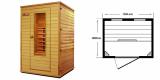 Daehan Infrared Sauna cabin( pre-built) 100