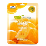 Amicell Pascucci Eco Mask Sheet Lemon