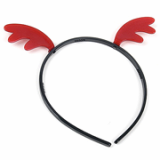 Christmas / X-mas Rudolf NS headband