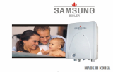 Samsung Wall Mounted Type Gas Fired Boiler