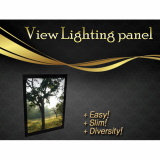 view lighting panel