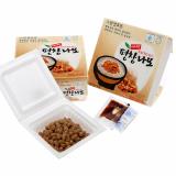 how to make black bean natto