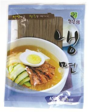 Cold Noodle _Naeng_myeon_