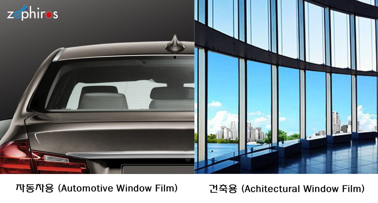 window film_ solar window film_ Hybrid film_ IR Cut film_