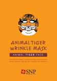 114_SNP Animal Tiger Wrinkle Mask