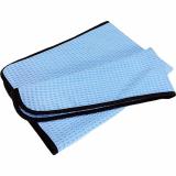 Microfiber waffle weave big drying towel