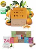 Organic tangerine peel tea