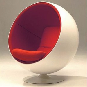 Eero Aarnio Ball Chair from DELSON CLASSIC (HK) COMPANY ...
