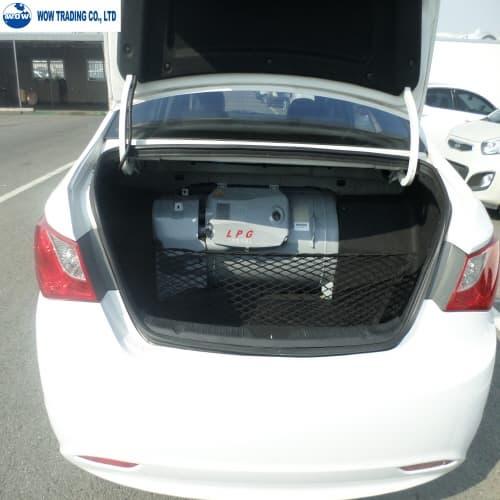 Hyundai Yf Sonata Lpg Car