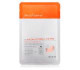 ABOUT ME _MediAnswer Real Skin Fit Collagen Neck Mask