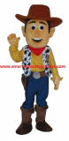 woody mascot costume/woody costume