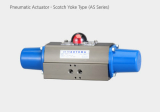 Pneumatic Actuator - Single Acting