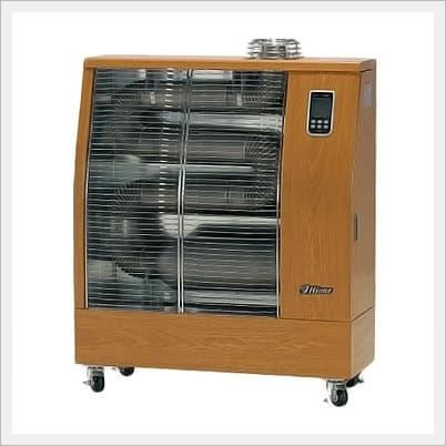 Far-Infrared Oil (Kerosene/Diesel) Tube Heater (For Industrial/Home) DSO-120