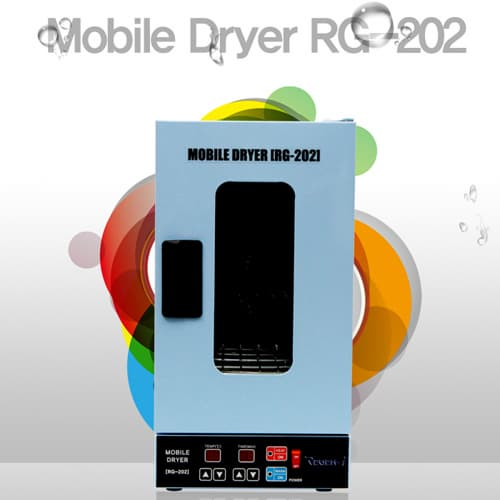 Mobile Dryer-RG-202-