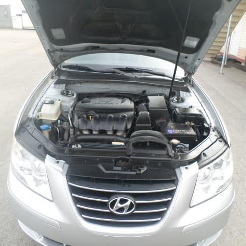 hyundai NF sonata LPG car from WOW TRADING Co.,Ltd. Manufacturers