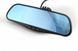 5__ Rear View Mirror 1080P 5_0 inch GPS Car DVR  Rearview