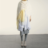 Eco modal long scarf