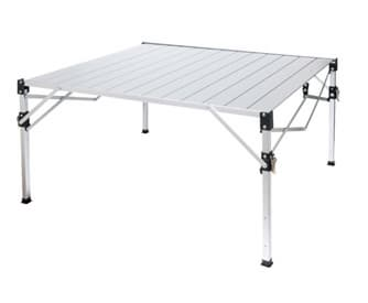Aluminum Folding Top Table