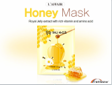Rainbow  Honey Glossy Mask pack _ Peel off pack Se
