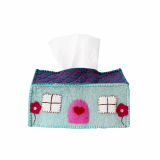 Mint House Tissue Cover
